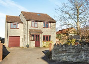 Thumbnail 5 bed detached house for sale in Bineham Lane, Yeovilton, Yeovil