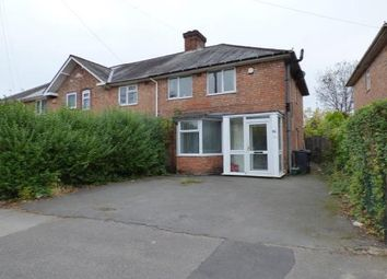 Thumbnail 3 bed end terrace house to rent in Severne Road, Acocks Green, Birmingham