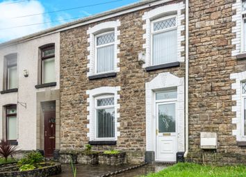 Thumbnail 2 bed terraced house for sale in Bonymaen Road, Bonymaen, Swansea