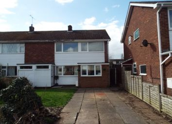 Thumbnail 3 bed property to rent in Raven Road, Yoxall, Burton-On-Trent