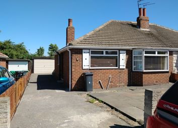 Thumbnail 2 bed bungalow for sale in Knightsway, Garforth, Leeds