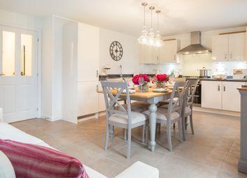 "Thumbnail 4 bed detached house for sale in ""Halton"" at Grange Road, Golcar, Huddersfield"