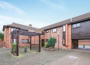 Thumbnail 1 bedroom flat for sale in Rectory Court, High Street, Sandy, Bedfordshire