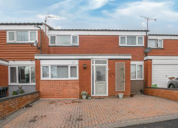 4 bed terraced house for sale in Fulbrook Close, Church Hill, Redditch B98