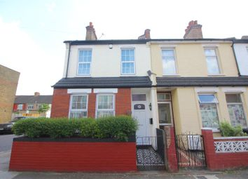 Thumbnail 4 bed end terrace house for sale in Rosebery Avenue, London