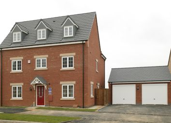 Thumbnail 6 bedroom detached house for sale in Off London Road, Markfield
