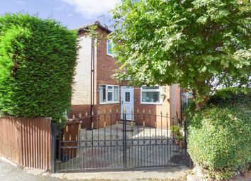 Thumbnail 3 bedroom semi-detached house for sale in Harewood Avenue, Normanton
