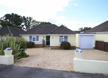 Thumbnail 3 bed detached bungalow for sale in Clayford Avenue, Ferndown