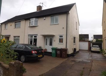 Thumbnail 3 bed semi-detached house for sale in Dungannon Road, Clifton, Nottingham