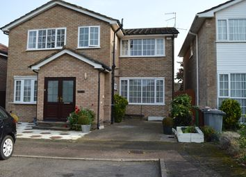 Thumbnail 4 bed detached house to rent in Wendover Way, Bushey