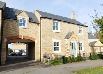 Thumbnail 4 bed link-detached house for sale in Hardy Way, Fairfield, Stotfold, Herts