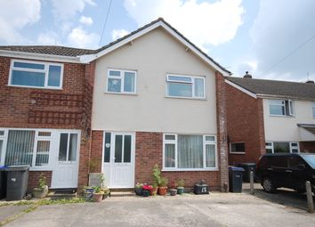 Thumbnail 3 bed semi-detached house for sale in Chantry Gardens, Southwick, Trowbridge