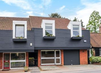 Thumbnail 4 bed semi-detached house for sale in Milespit Hill, Mill Hill Village NW7,