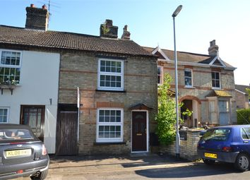 Thumbnail 2 bedroom end terrace house to rent in New Road, Offord Cluny, St Neots, Cambridgeshire