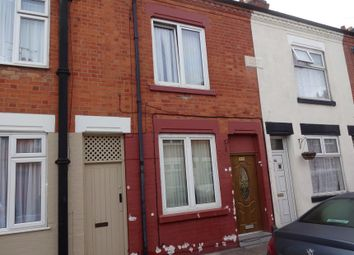 Thumbnail 3 bed terraced house for sale in Dunton Street, Woodgate, Leicester