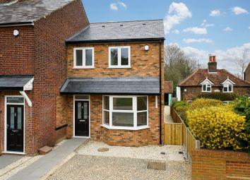 Thumbnail 3 bed semi-detached house for sale in Leverstock Green Road, Hemel Hempstead