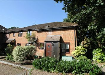 Thumbnail 1 bed end terrace house for sale in Medhurst Close, Chobham, Woking, Surrey