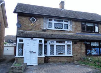 Thumbnail 3 bed terraced house to rent in Ramsay Gardens, Romford