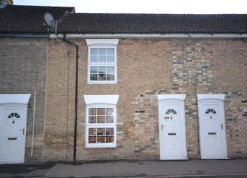 Thumbnail 2 bed terraced house to rent in Clay Street, Soham, Ely