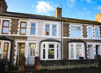 Thumbnail 3 bed terraced house to rent in Wilson Street, Splott, Cardiff