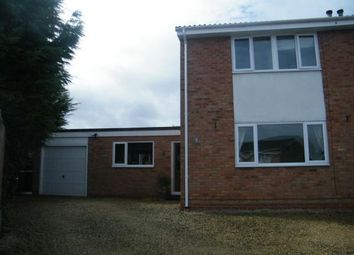Thumbnail 3 bed semi-detached house for sale in Larchmere Drive, Sidemoor, Bromsgrove, Worcs