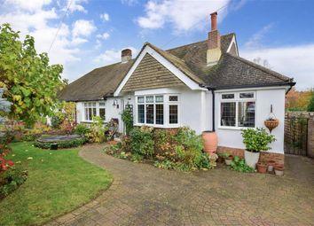 Thumbnail 4 bed semi-detached bungalow for sale in Greentrees Avenue, Tonbridge, Kent