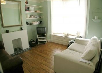 Thumbnail 1 bed flat to rent in Graces Road, London