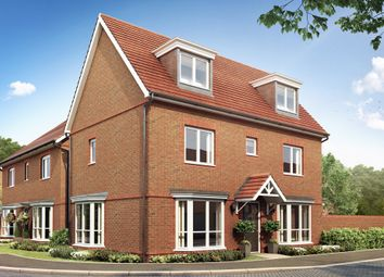 """Thumbnail 4 bed semi-detached house for sale in """"Hartford"""" at Hyde End Road, Spencers Wood, Reading"""