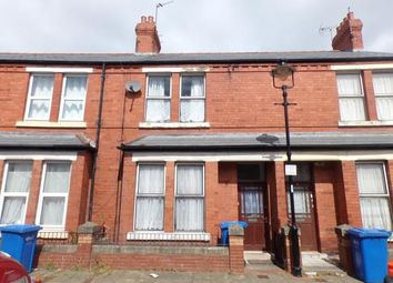 Thumbnail 3 bed terraced house for sale in Oxford Grove, Rhyl, Denbighshire