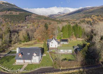 Thumbnail 4 bedroom detached house for sale in Balquhidder, Lochearnhead, Scotland