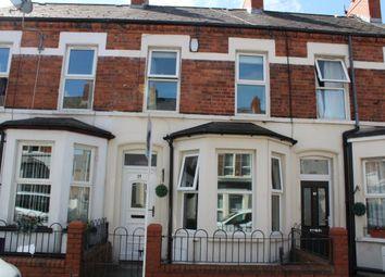Thumbnail 2 bed terraced house for sale in Nevis Avenue, Sydenham, Belfast