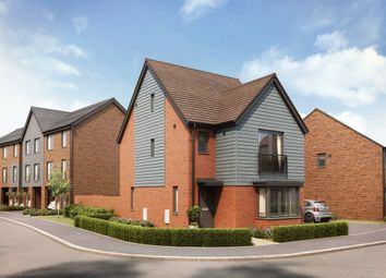 "4 bed detached house for sale in ""The Lumley "" at Stratford Road, Shirley B90"