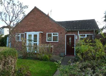 Thumbnail 1 bed semi-detached bungalow for sale in Hall Green, Upton-Upon-Severn, Worcester