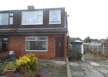 Thumbnail 3 bed property for sale in Grasmere Road, Poulton Le Fylde