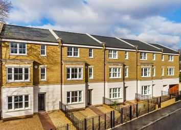 Thumbnail 5 bed town house for sale in Willowbank, Claygate Lane, Thames Ditton