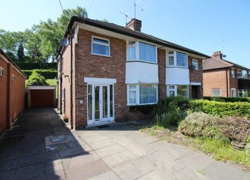Thumbnail 3 bed semi-detached house for sale in Westwood Heath Road, Leek