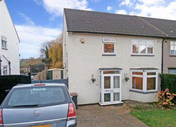 Thumbnail 3 bed semi-detached house for sale in Kevington Drive, Orpington, Kent
