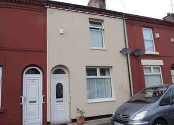 Thumbnail 2 bedroom terraced house for sale in Pearson Street, Wavertree, Liverpool