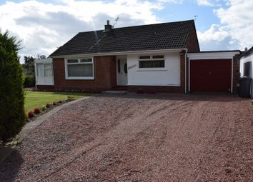 Thumbnail 2 bed detached bungalow for sale in 18 Herries Avenue, Heathhall, Dumfries
