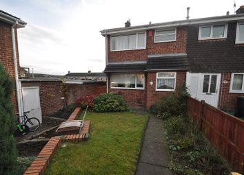 Thumbnail 3 bed end terrace house to rent in 17 Kentmere Close, Fenton, Stoke-On-Trent