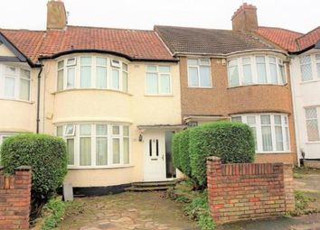 Thumbnail 3 bed terraced house for sale in Wakemans Hill Avenue, London