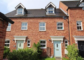 Thumbnail 3 bed terraced house for sale in Sandwath Drive, Church Fenton, Tadcaster