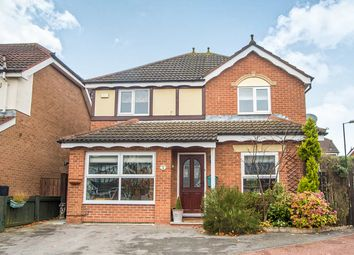Thumbnail 3 bedroom detached house for sale in Hendersyde Close, Windsor Gardens, Newcastle Upon Tyne