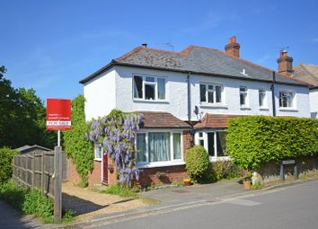 Thumbnail 4 bed semi-detached house for sale in Glen Road, Grayshott, Views Over The Golden Valley