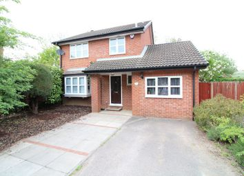 Thumbnail 3 bedroom detached house to rent in Catesby Green, Luton
