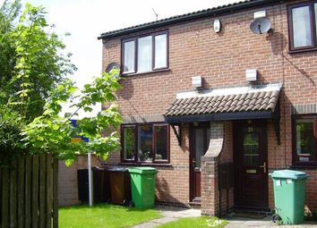 Thumbnail 2 bed semi-detached house to rent in Lenton Manor, Lenton