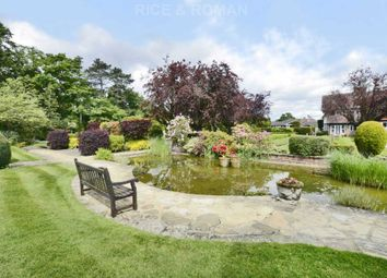 Thumbnail 2 bed flat for sale in The Rythe, Copsem Lane, Esher