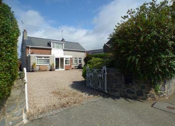 Thumbnail 4 bed detached house for sale in Ffordd Dewi Sant, Nefyn, Pwllheli, Gwynedd
