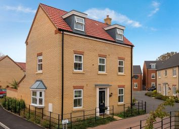 Thumbnail 3 bed detached house for sale in Bath Close, Bourne
