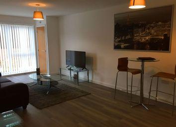 Thumbnail 1 bed flat to rent in Robertson Way, Basington, Basingstoke